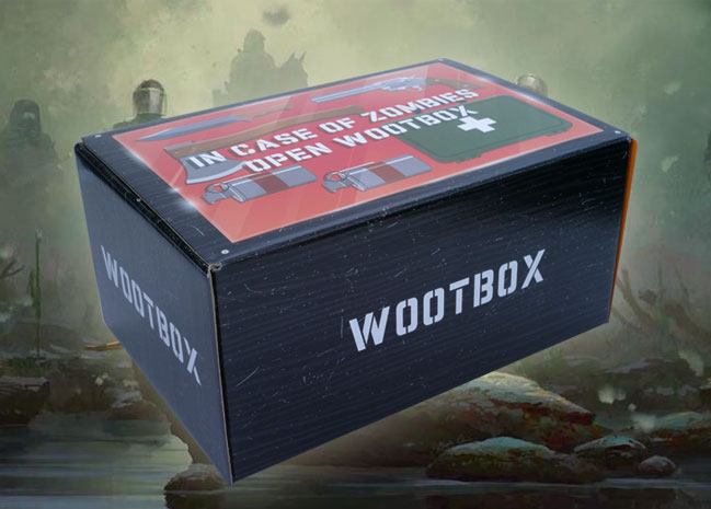 Unboxing Wootbox mai 2018 : Survival