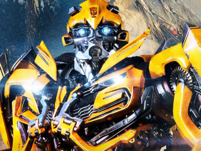 Trailer Bumblebee Spin off
