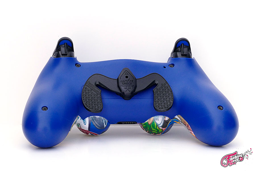 Manette PS4 Burn Controllers