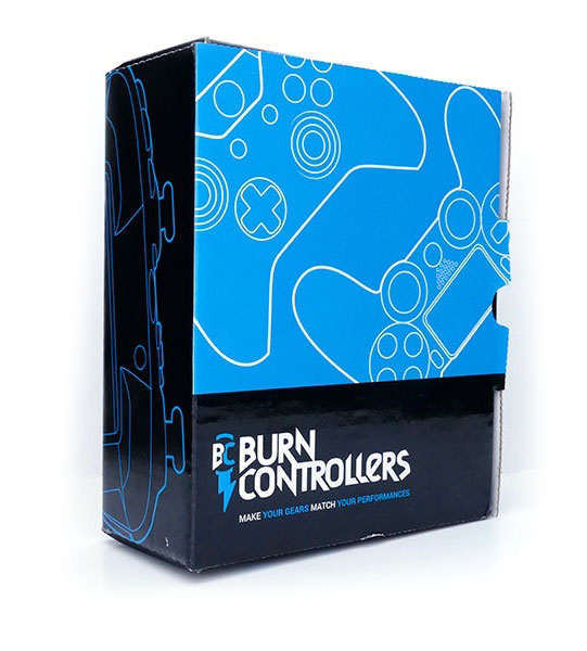 Manette PS4 Burn Controller