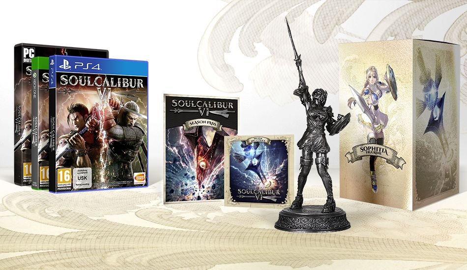 Collector SoulCalibur VI