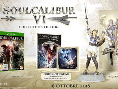 Soul Calibur VI Collector