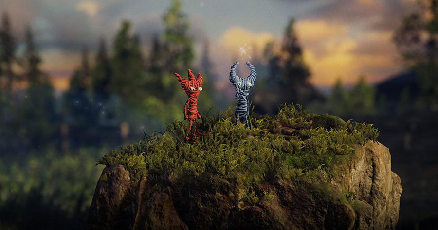 Test de Unravel 2 PS4