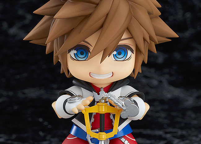 Goodsmile dévoile sa Nendoroid de Sora issue de Kingdom Hearts