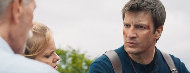 Nathan Fillion fan film Uncharted