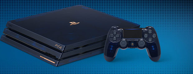 Ps4 Pro 500 millions editions