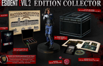 Resident Evil 2 Remake collector