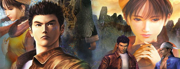 Test Shenmue 1 & 2 HD