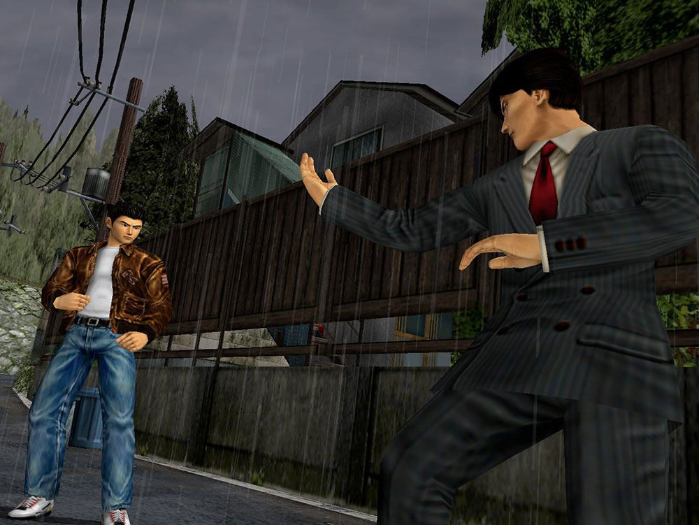 Test Shenmue 1&2 HD