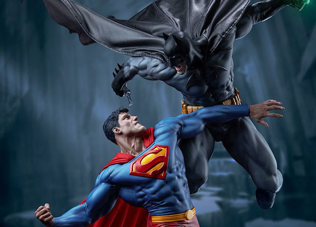 Sideshow Batman vs Superman