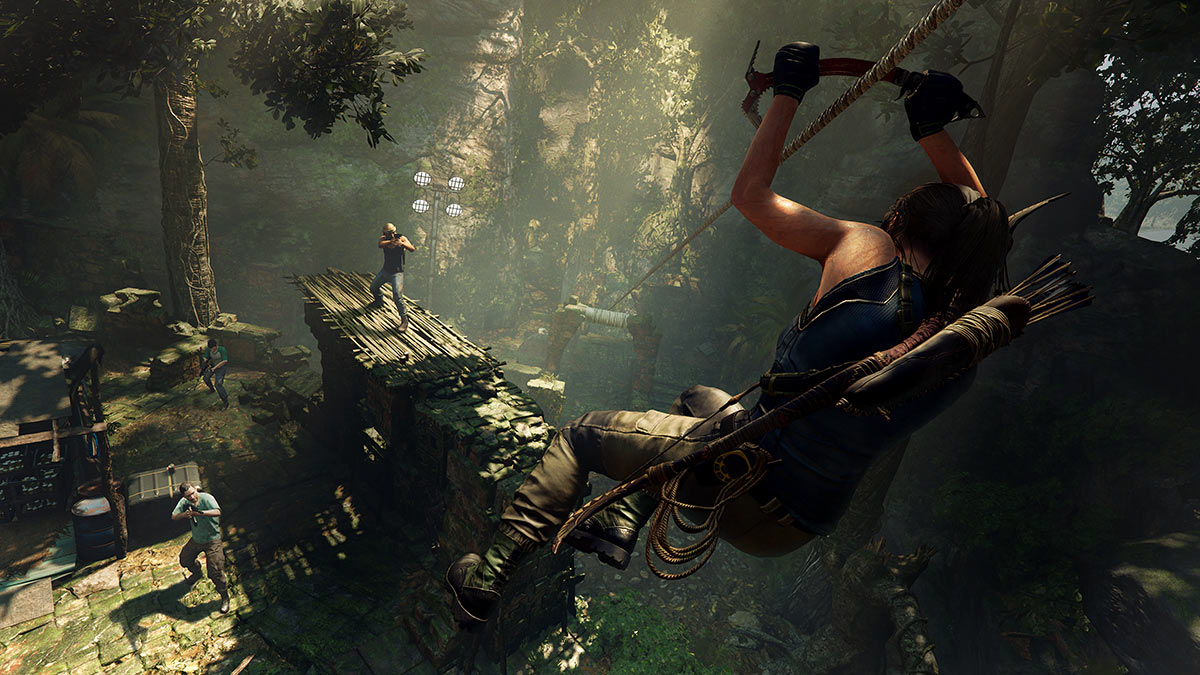 Test Shadow of The Tomb Raider