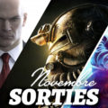 Sorties jeux video novembre