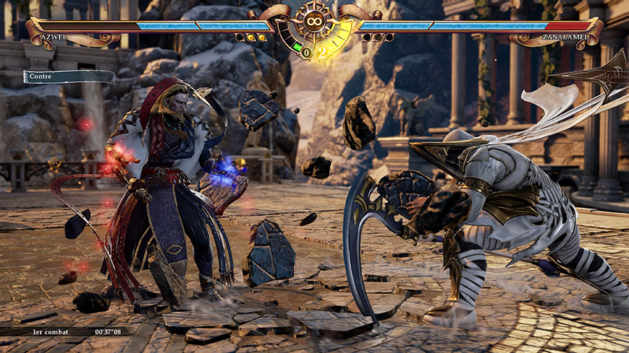 Test Soul Calibur VI
