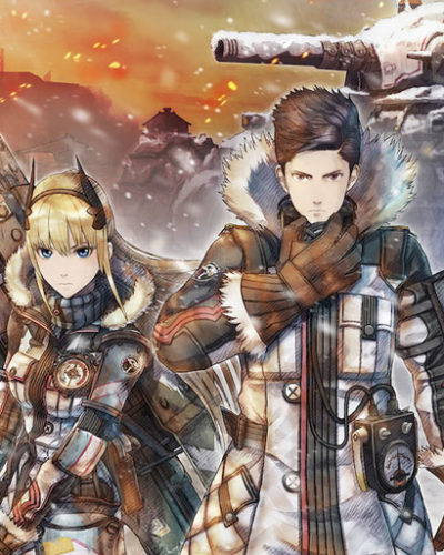 Test Valkyria Chronicles 4