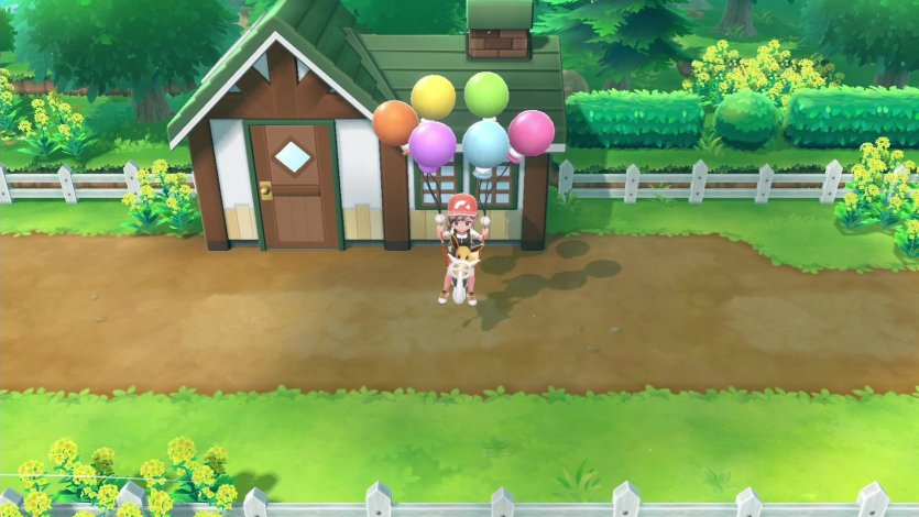 Test Pokémon Let's Go