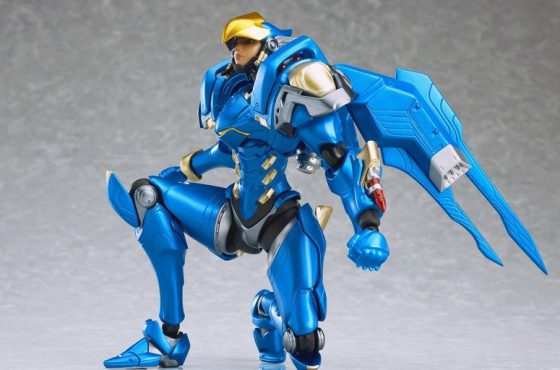Good Smile Company dévoile sa figurine de Pharah