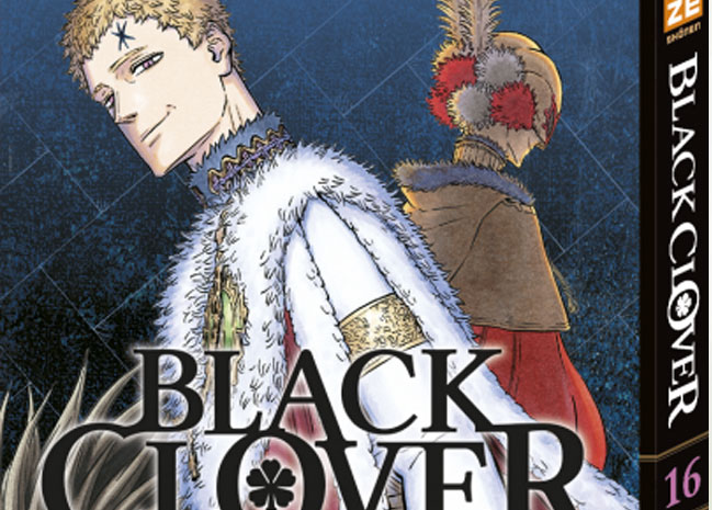 Black Clover Tome 16:  un affrontement tragique