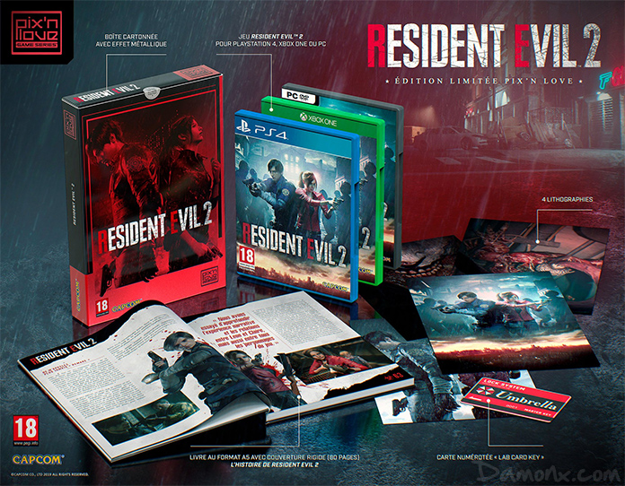 Collector Resident Evil 2