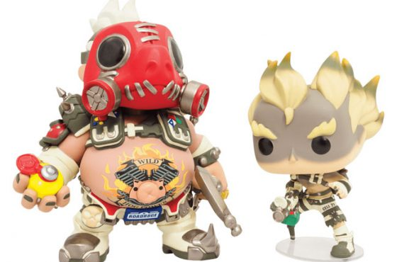[unboxing] Funko Pop Exclusive Chopper et Chacal – Overwatch