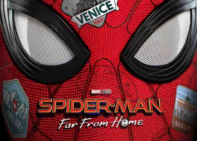 Spider-Man: Far From Home se dévoile en trailer