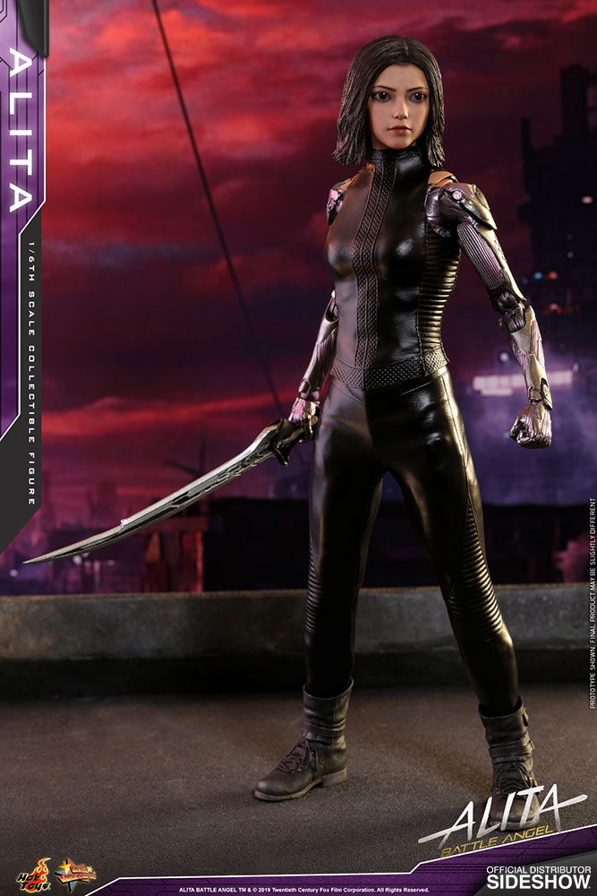 Alita Battle Angel Hot Toys