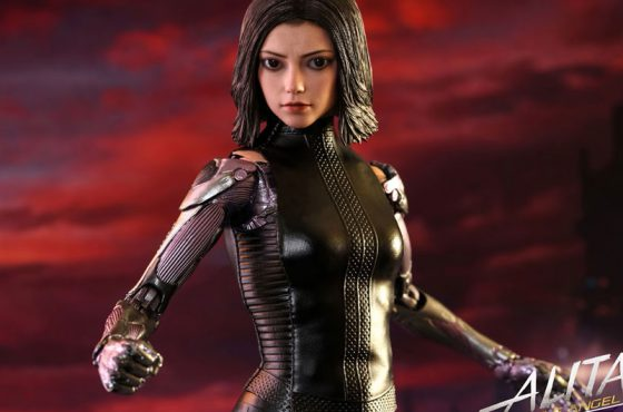 Alita Battle Angel se dévoile en figurine Hot Toys