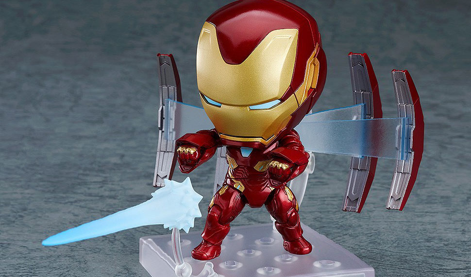 Good Smile Company dévoile sa future Nendoroid de Iron Man