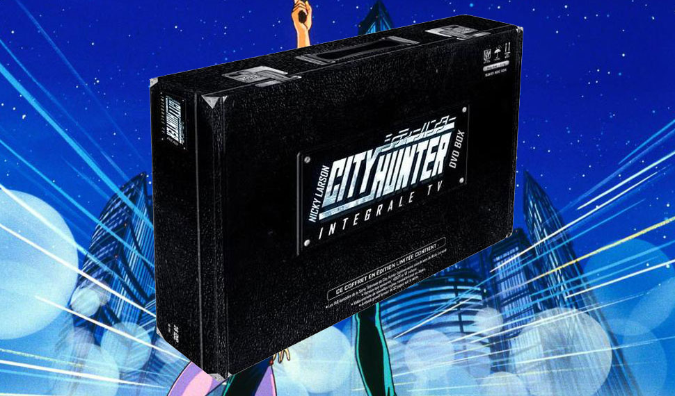 Coffret Integral City Hunter