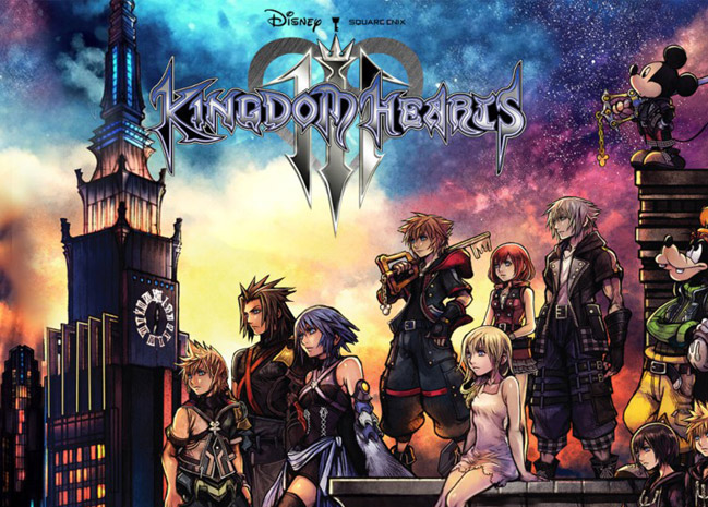 Test de Kingdom Hearts 3