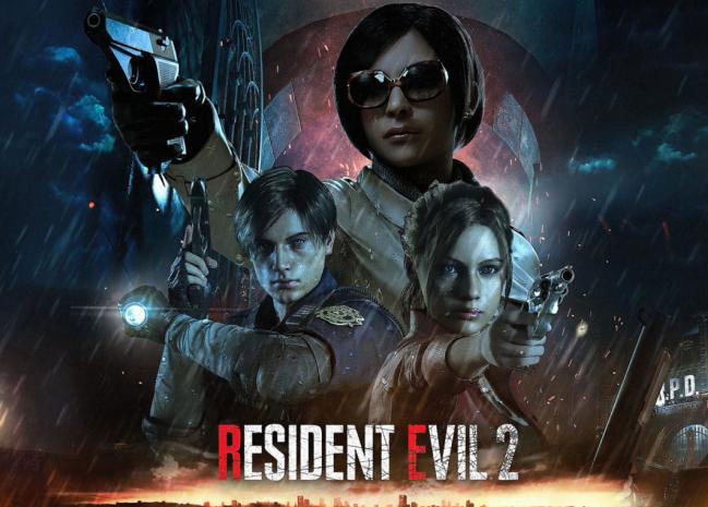 Test Resident Evil 2 Remake