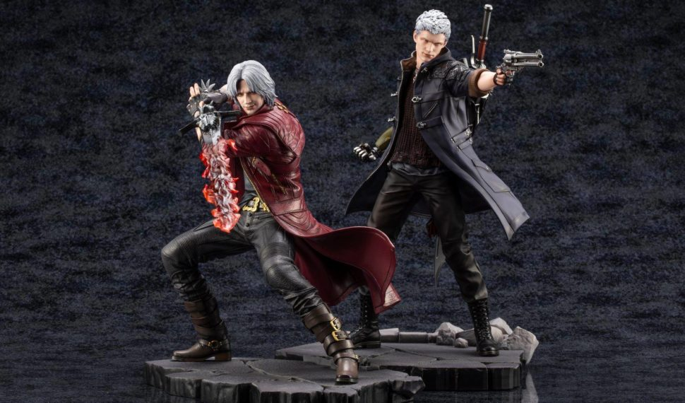 Statue Devil May Cry