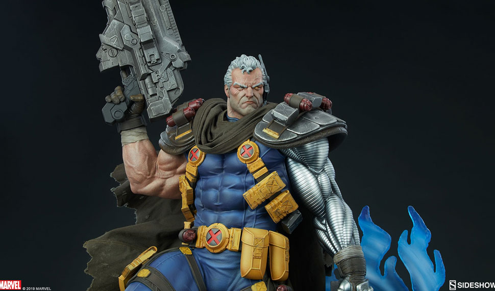 Statue Sideshow Cable