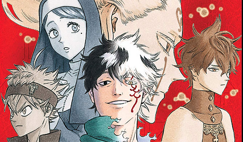 Black Clover Tome 17:  la terrible emprise des elfes