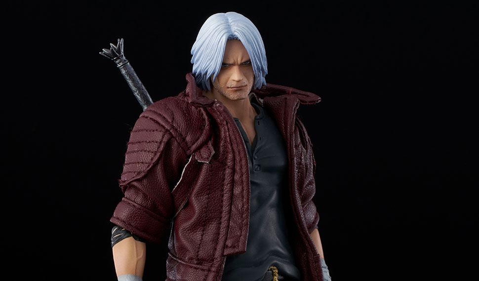 Une nouvelle figurine de Dante issue de Devil May Cry 5