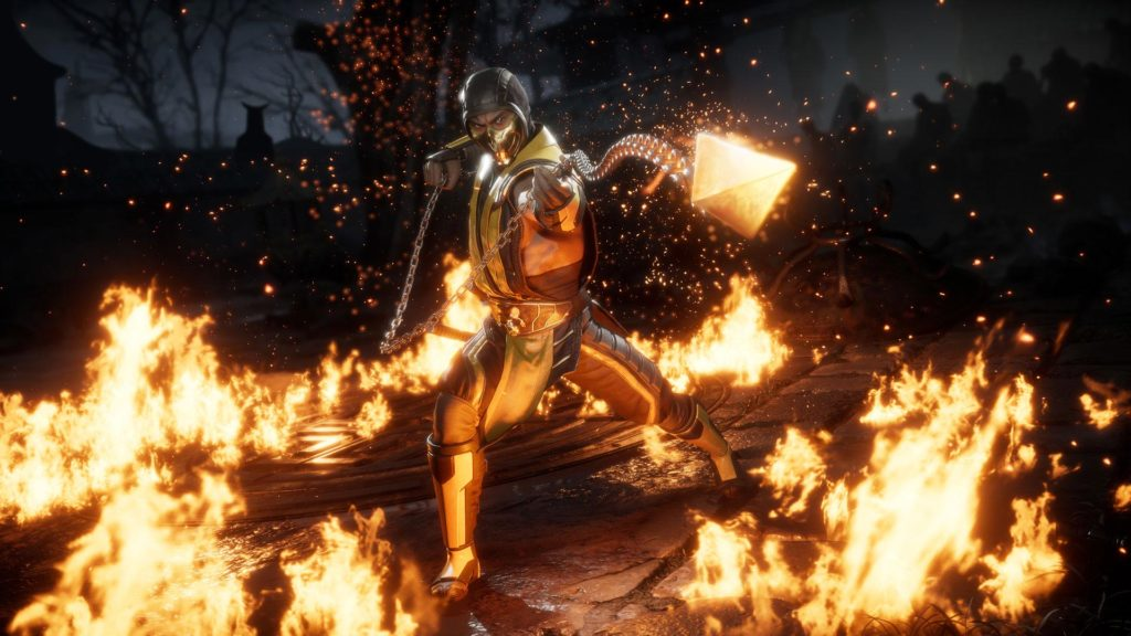 Test Mortal Kombat 11