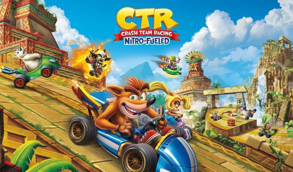 Crash Team Racing Nitro-Fueled dévoile sa mise à jour