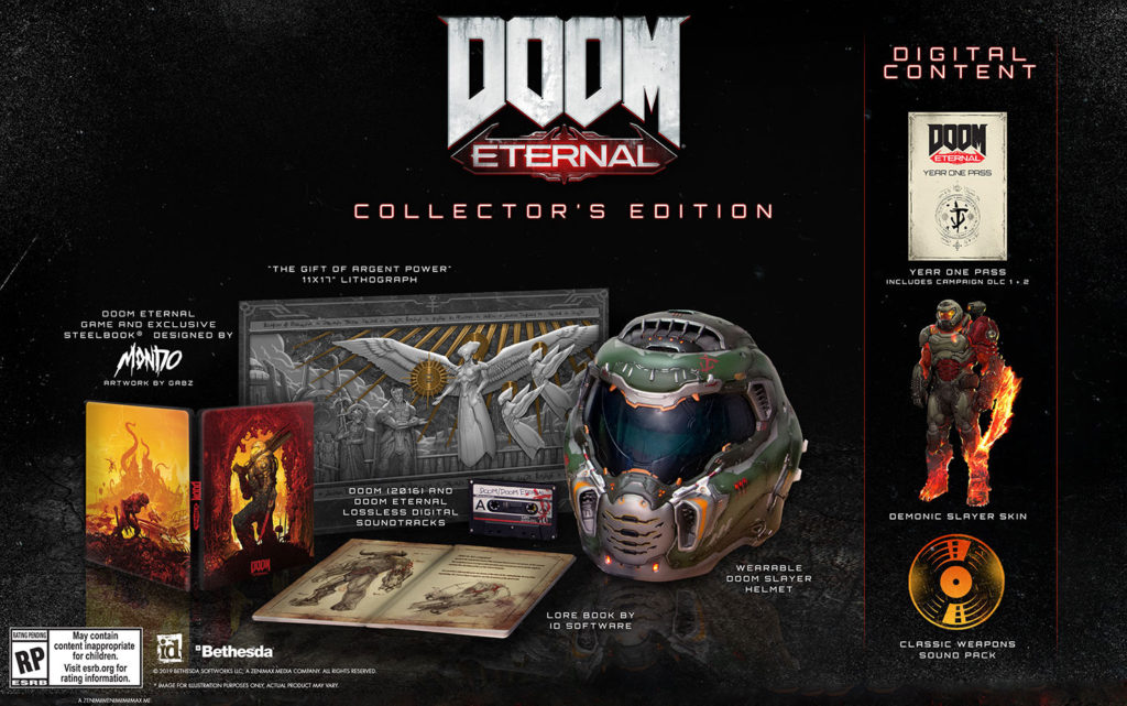 Doom Eternal Collector