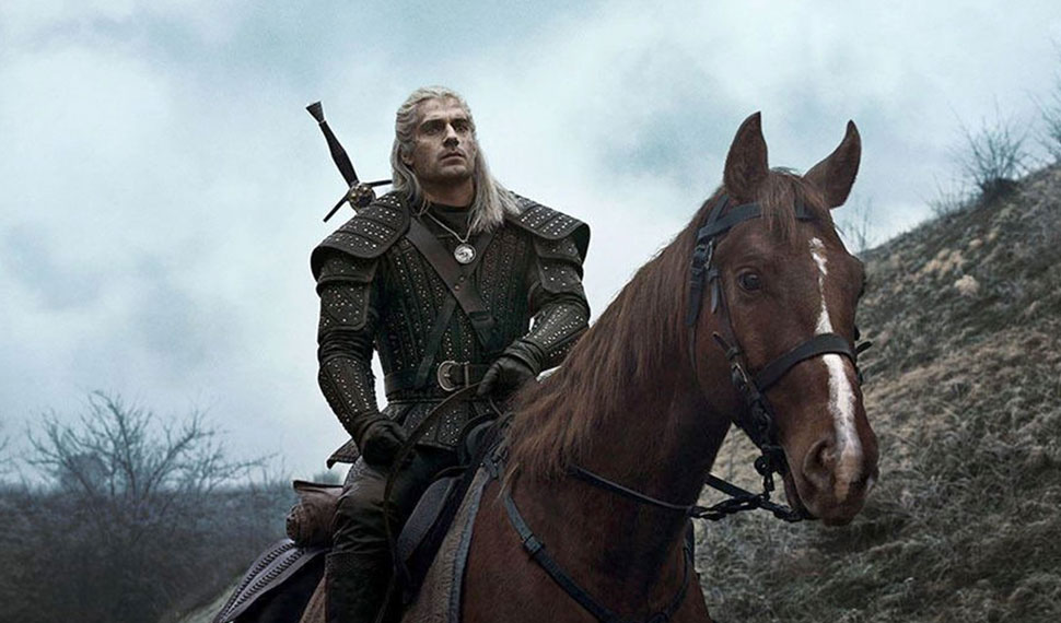 Serie Netflix The Witcher