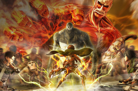 Test L'Attaque des Titans 2 Final Battle