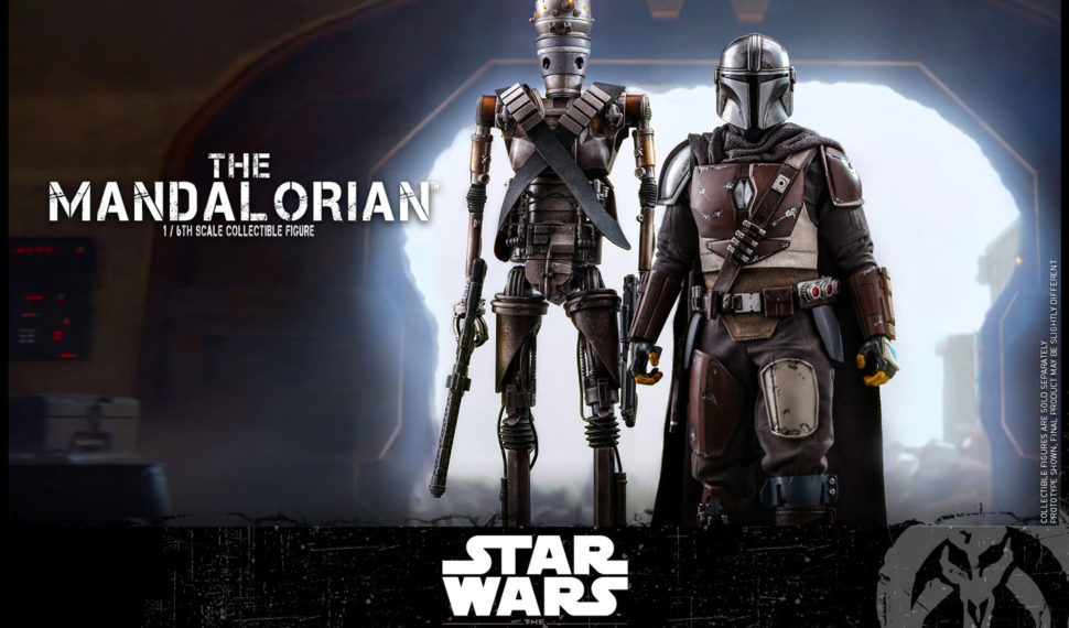 Hot Toys dévoile sa figurine de The Mandalorian