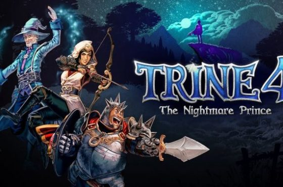 Test Trine 4, The Nightmare Prince