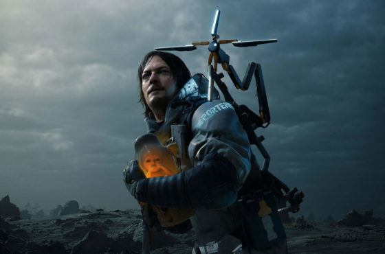 Test Death Stranding