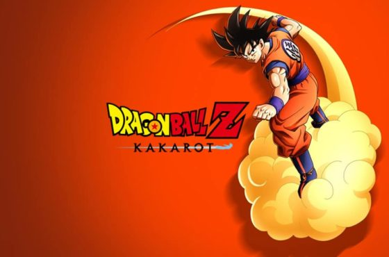 Test Dragon Ball Z Kakarot
