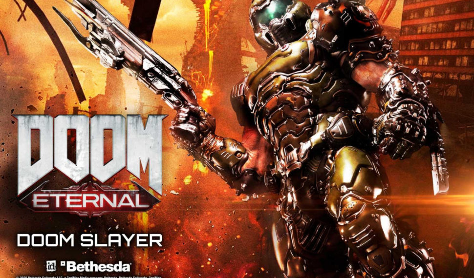 Prime 1 Studio dévoile ses statues collectors du Doom Slayer