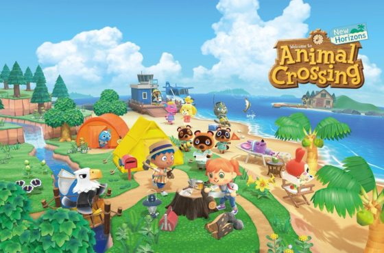 Test Animal Crossing: New Horizons