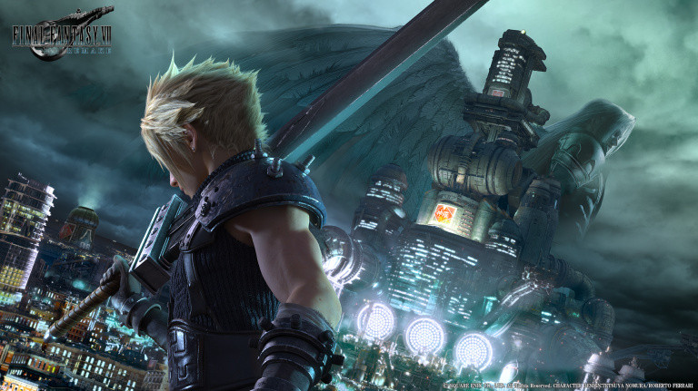 Test Final Fantasy VII Remake