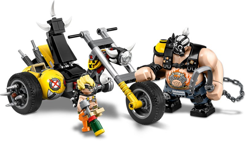 [Unboxing] LEGO Chacal et Chopper prennent la pose d'Overwatch