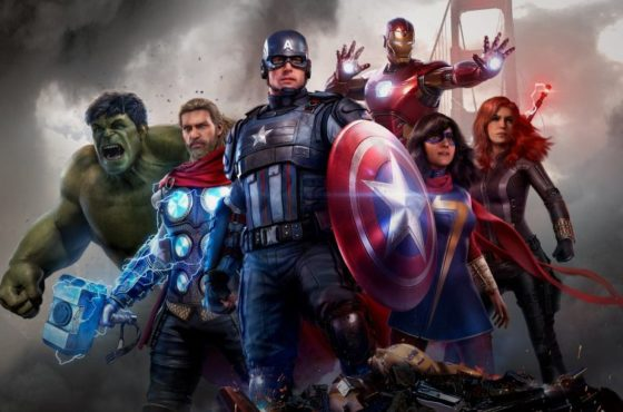 Test Marvel's Avengers