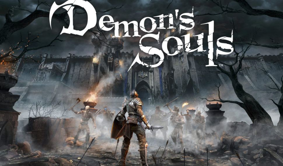 Test Demon's Souls