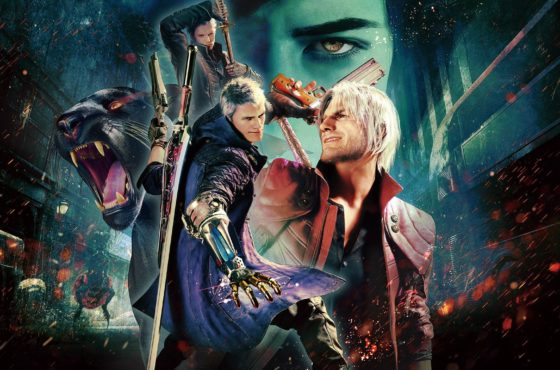 Test Devil May Cry 5 Special Edition